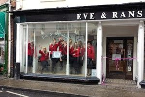 Hilary Devey's makeover of department store Eve & Ranshaw unveiled | Grimsby Telegraph