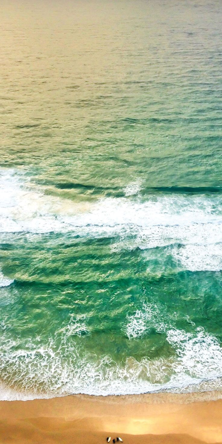 High above the waves on the Gold Coast - by Paul Fleming