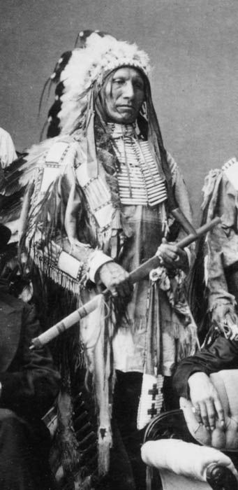 Sioux Indian tribes | American Horse (Younger) - Oglala / Sioux (Lakota)