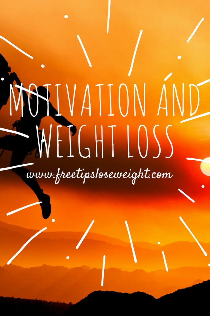Make changes in your life is something that you, I and everyone are afraid of. Here are some tips on how to motivate yourself to lose weight and start your  journey.