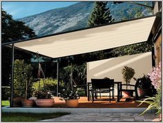 Best 25+ Sun Shade Sails Ideas On Pinterest | Sail Shade, Awnings And Shade  Sails And Patio Sails