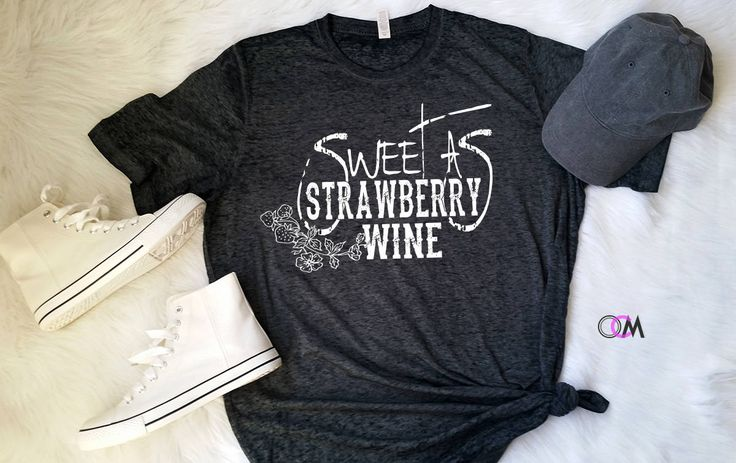 Sweet As Strawberry Wine, Smooth As Tennessee Whiskey, Chris Stapleton Shirt Country Music Shirt, Country Concert Shirt by 1OneCraftyMomma on Etsy