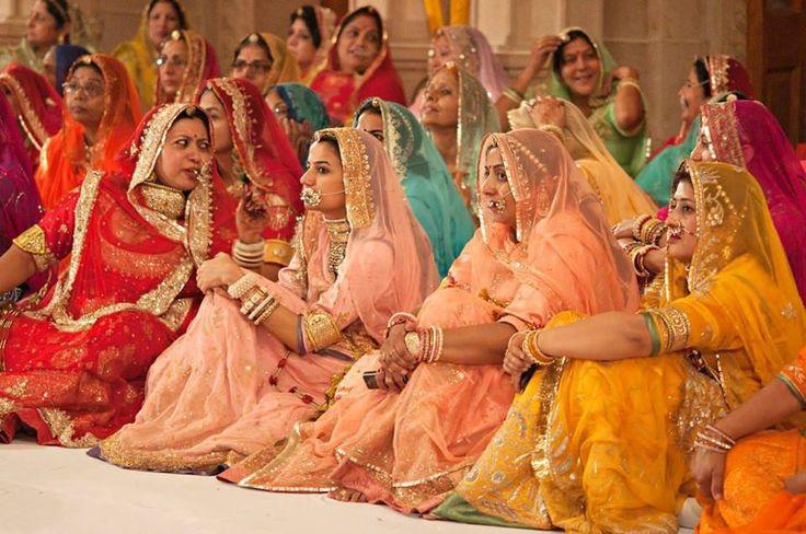 Rajputana wedding