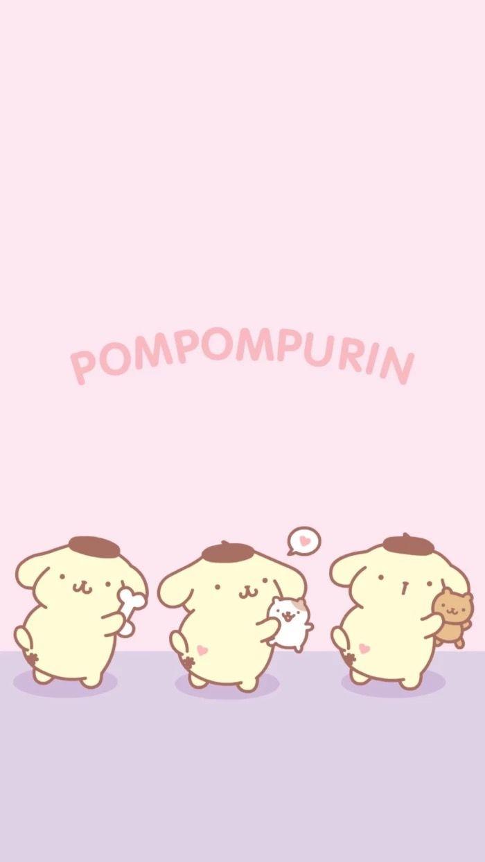 ポムポムプリン 壁紙 おしゃれまとめの人気アイデア Pinterest
