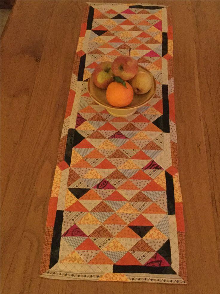 1000 id es sur le th me chemins de table en patchwork sur pinterest dessus de table chemins - Chemin de table en patchwork ...