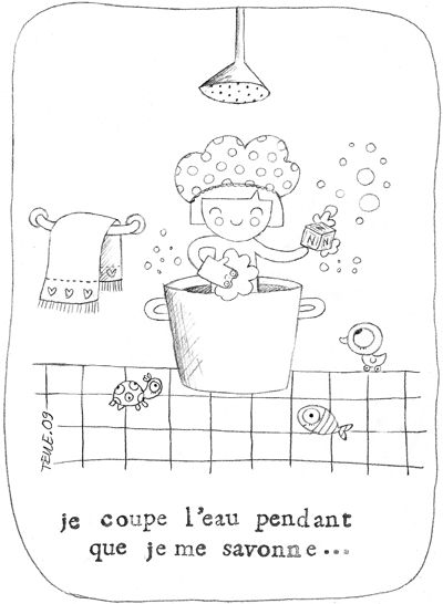 Great coloring pages with environmental info
