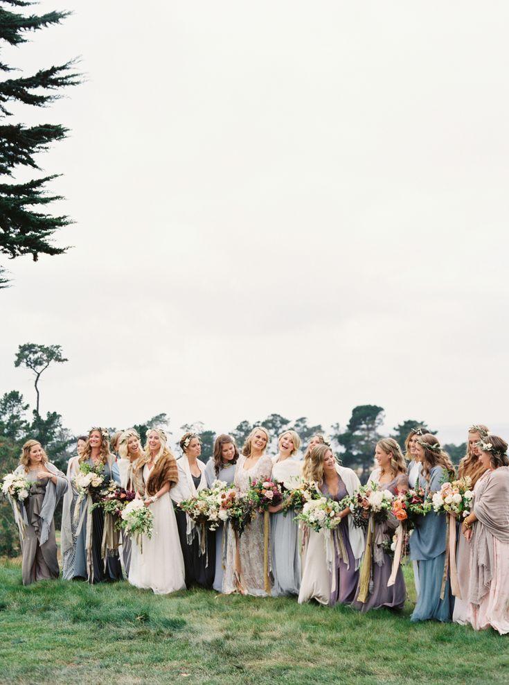 788 besten Bridesmaids Bilder auf Pinterest | Brautjungfern ...