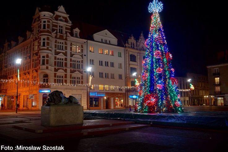 Świąteczny Rynek | Bytom | fot. Mirosław Szostak