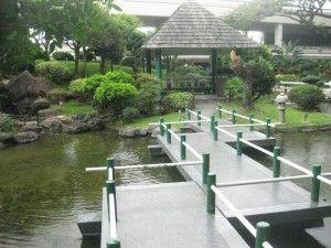 Honolulu International Airport Cultural Gardens - Japanese Gardens