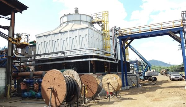 FANS, a.s. completes successful delivery of cooling tower to Dominican Republic   | HVAC Spider