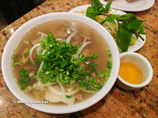 Best Pho in Montreal - Pho Bang New York