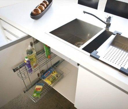 Sink storage