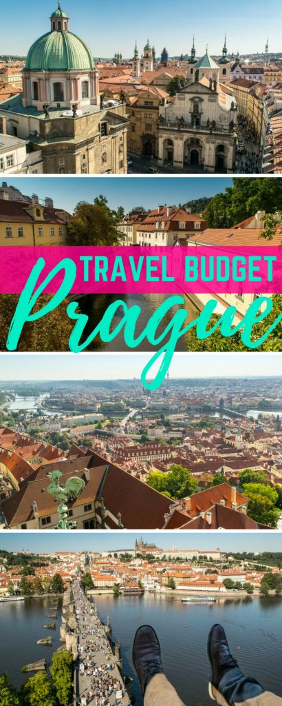 Check out our real life example of a travel budget for Prague for a couple on the road, with breakdowns for lodging, transportation, tours, food, and more!