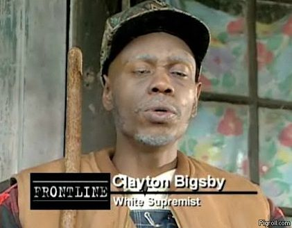 Dave Chappelle aka clayton  bigsby funniest chappelle show....