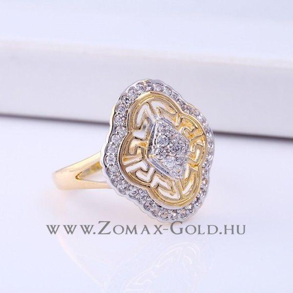 Klara gyűrű - Zomax Gold divatékszer www.zomax-gold.hu