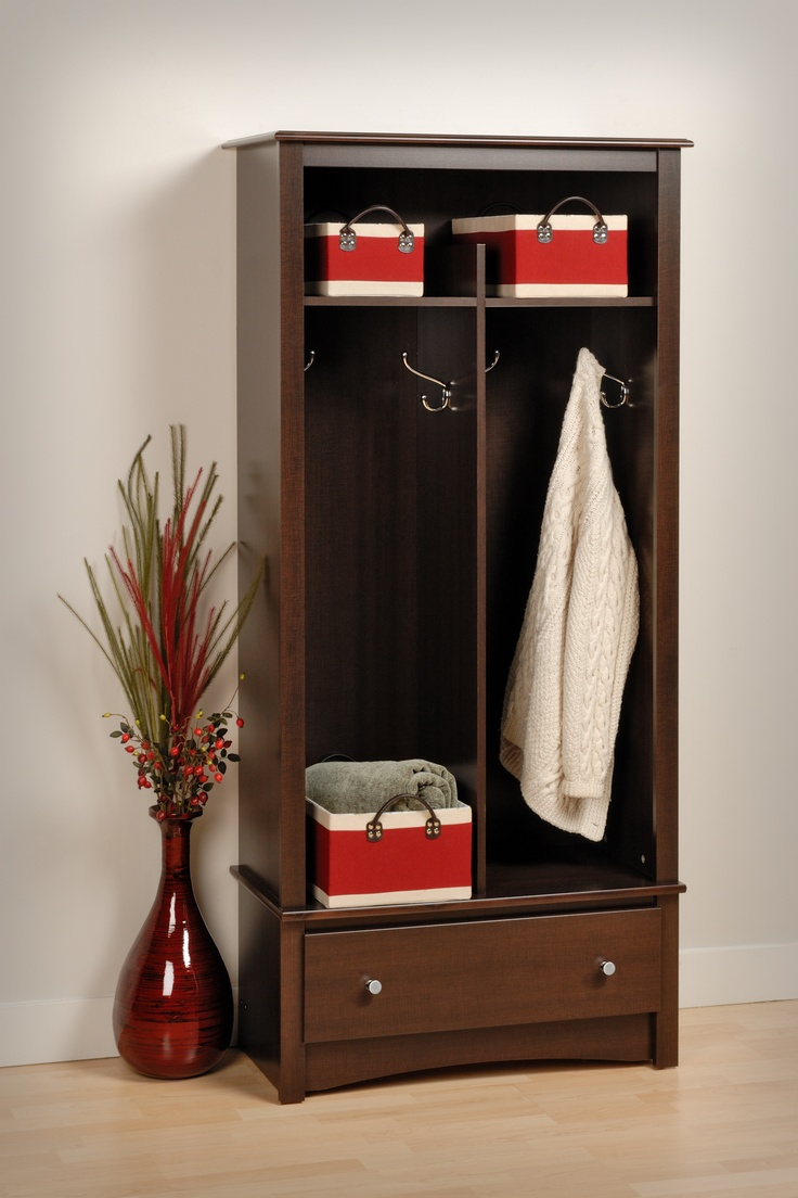 Purchase Console Or Two Instead Of Built In As Option For Walk In Entryway  Closet Reno