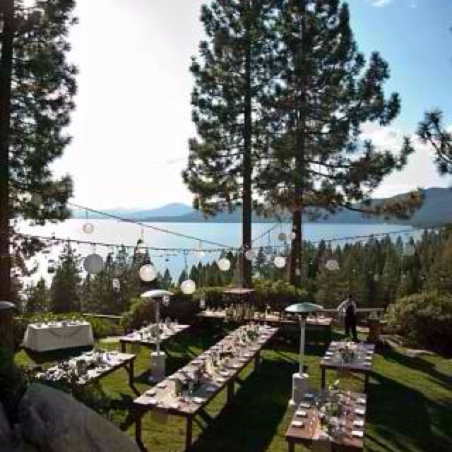 32 Best Lake Tahoe Wedding Locations Images On Pinterest