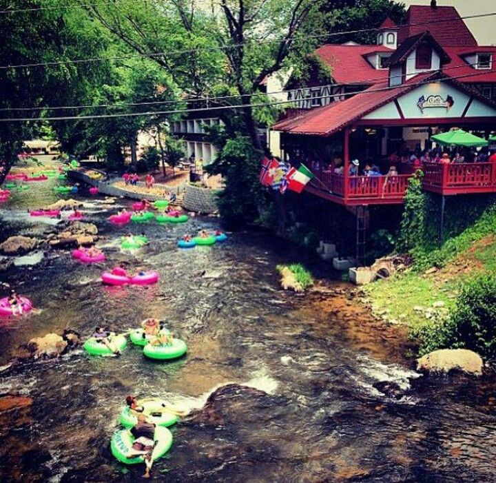 """Helen, GA many a summer tubing the """"HOOCH""""....great memories:) family and friends sweet sweet memories!!!!"""