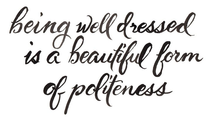 : Fashion Quote, Beautiful Form, Inspiration, Style, Quotes, Truth