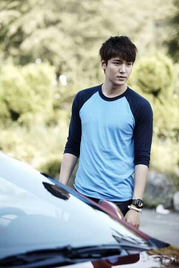The heirs Lee Min Ho ♥