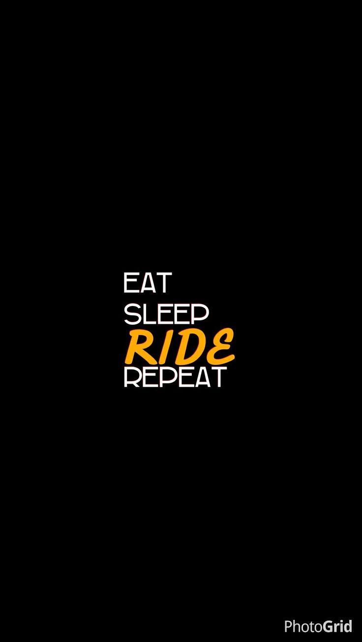 Eat Sleep Ride Wallpaper Iphone