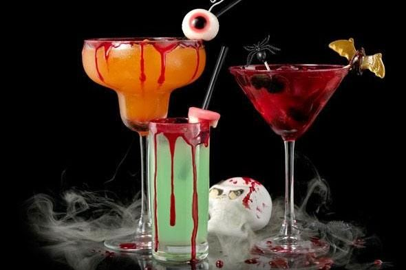 Granaatappel Martini met oogbal