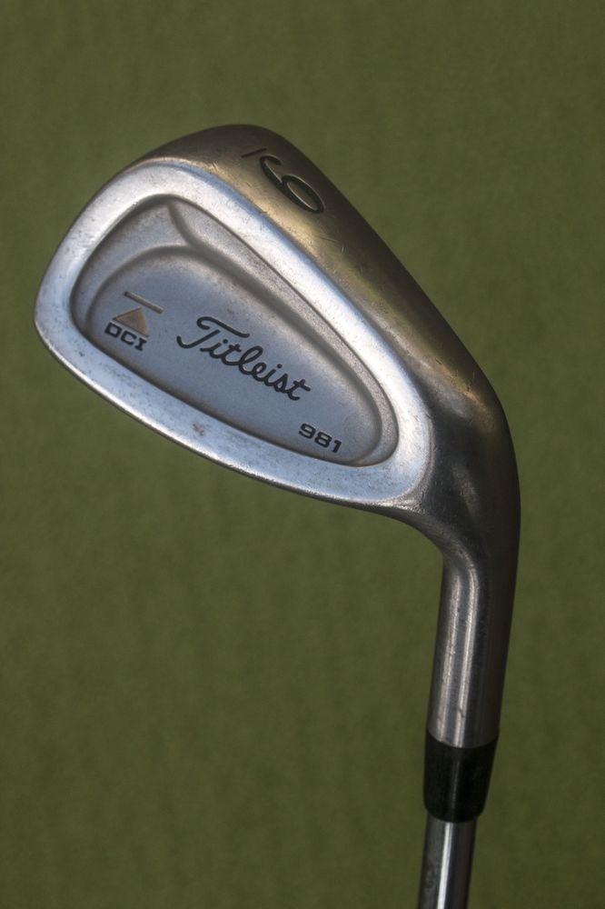 Details about Titleist DCI 981 Single 3 Iron Golf Club LH | From