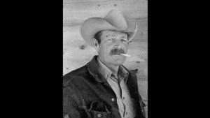 Marlboro Man Darrell Winfield, shown here in 1979, died Monday at the age of 85.