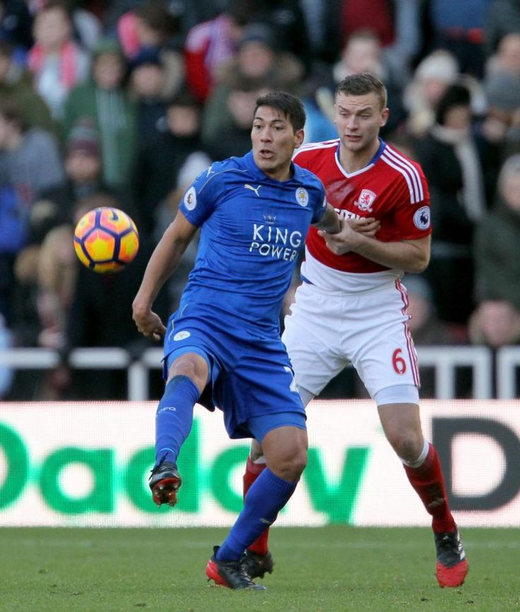Leicester transfer news: Claudio Ranieri blocks Leonardo Ulloa from leaving because Islam Slimani is going to the Africa Cup of Nations