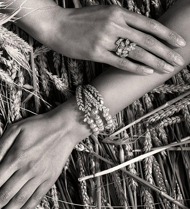 Праздник урожая: коллекция украшений Les Bles de Chanel   Мода   Tatler – журнал о светской жизни