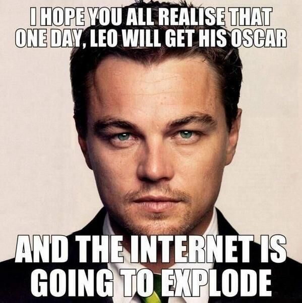 Funniest Leonardo DiCaprio Oscar Memes | Her Campus