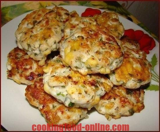 Chicken cutlets Tenderness