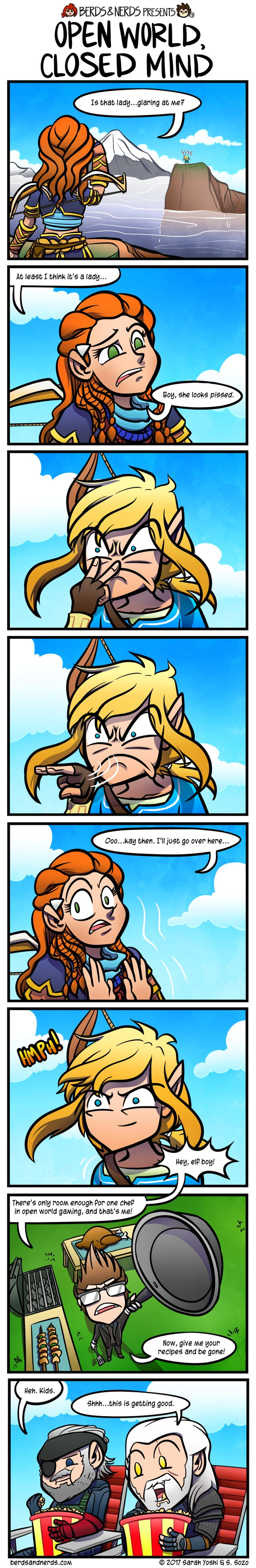 The Legend of Zelda: Breath of the Wild: Image Gallery | Know Your Meme