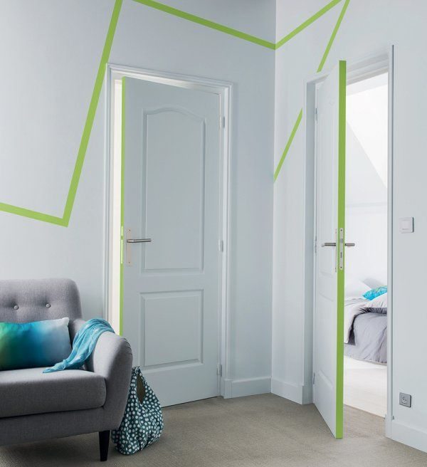 9 best masking tape images on Pinterest Duct tape, Bedrooms and