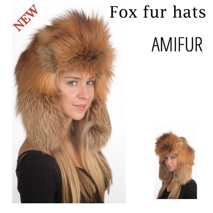 Real Fur Hat is the Best Fashion Trend in 2017 Hats is popular across the world especially during the cold months such as the winter.