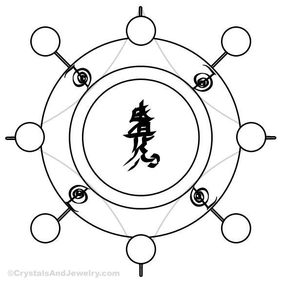 310 Best Crystal Grids Amp Mandalas Images On Pinterest Crystal Grid Healing Crystals And Mandalas