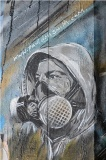 Brick Lane Graffiti Wall 1