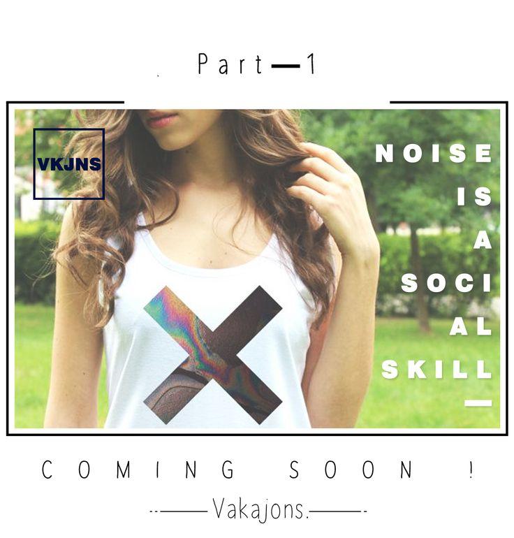 #comingsoon #noiseisasocialskill #part1 #vakajons #brand #tshirt #band #bandung #indonesia