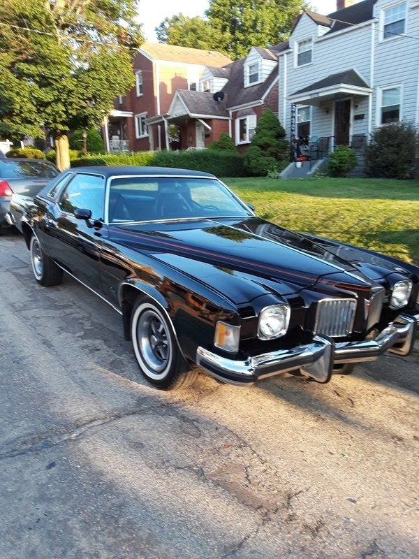 1973 Pontiac Grand Prix For Sale By Owner Pittsburgh Pa Oldcaronline Com Classifieds Pontiac Grand Prix Cool Old Cars Classic Cars