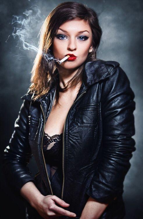 cigarette fetish holder