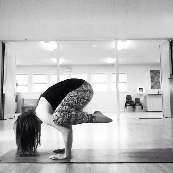 Life is all about balance Yoga teacher : Heidi Rae