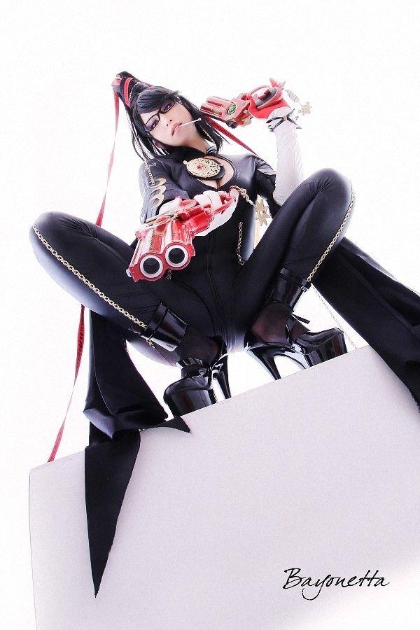 bayonetta cosplay | Tumblr