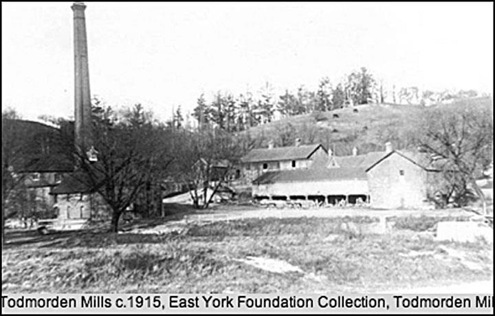 1915 Todmorden Mills