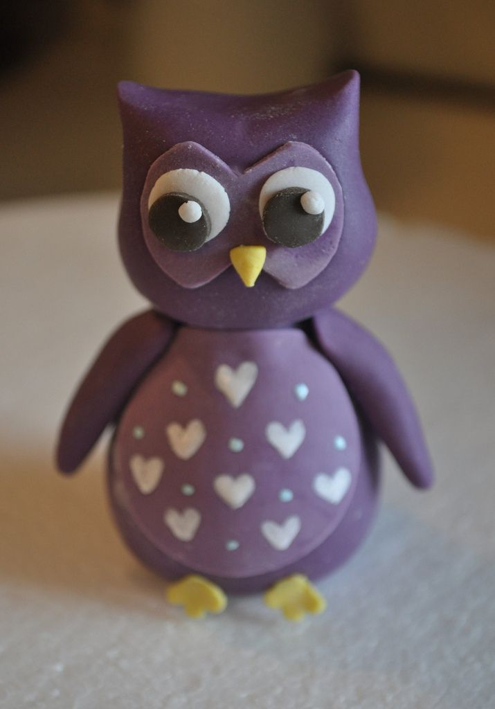 17 Best ideas about Fondant Owl Tutorial on Pinterest ...