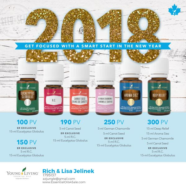 Young Living Canada January Promos! Find Out Which Essential Oils You Could Earn For FREE! www.EssentialOils4Sale.com