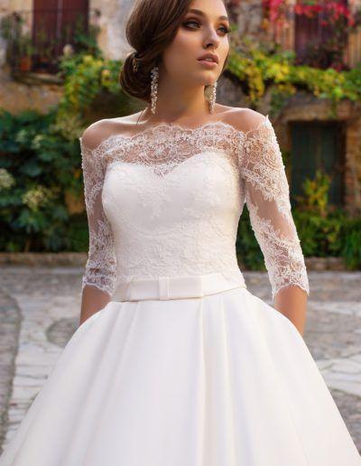 460810a8 wedding-dresses-stratford-allegresse- ZARA-4   Princess Wedding ...