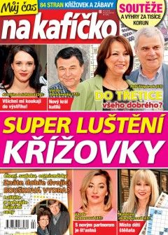 Edice křížovky Kafíčko   RF-Hobby.cz