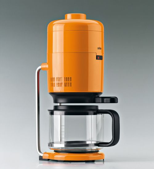 // Braun Coffee Maker