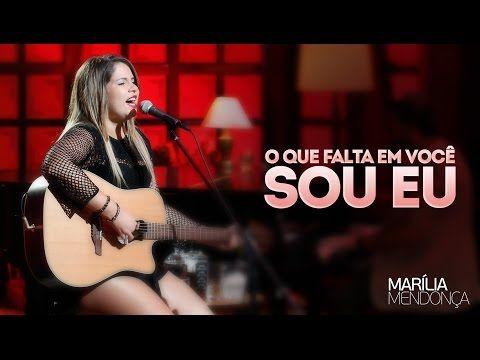 Marília Mendonça - O Que Falta Em Você Sou Eu - Vídeo Oficial do DVD - YouTube