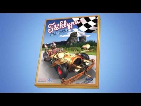 ▶ Flåklypa Grand Prix Blu-ray Limited Edition - YouTube